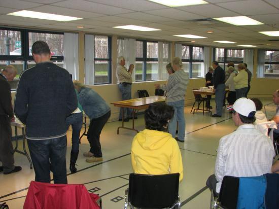 Rencontre du 5 déc. 2009
